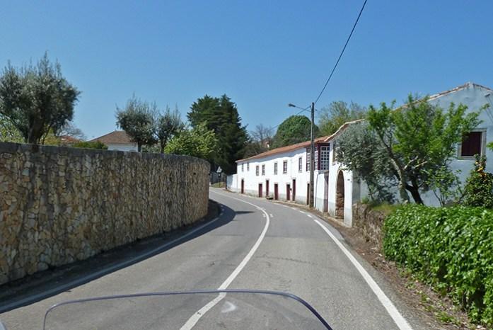 Estrada N2. Serra da Lousã