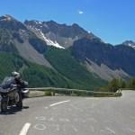 Roteiro de 15 dias por 35 das melhores estradas de montanha nos Alpes.