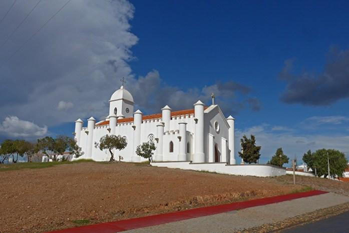 Igreja de S. Domingos. Vale do Guadiana