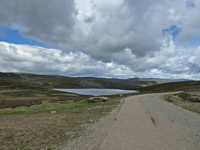 Laguna de los Peces. Parque Natural do Lago de Sanabria.