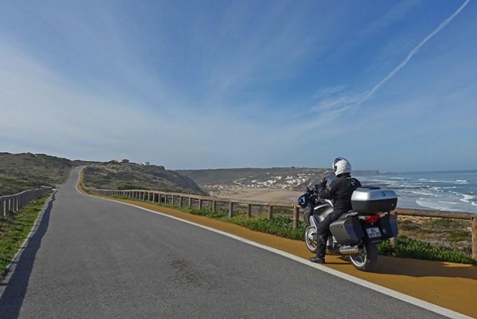 Praia dos Montes Clérigos. Costa Vicentina