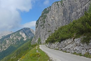 Mangart, Alpes Julianos, Eslovénia