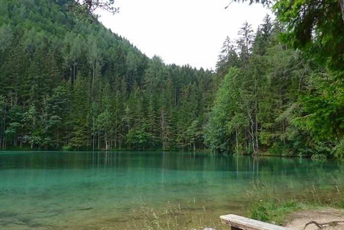 Planšarsko jezero. Locais a não perder na Eslovénia.
