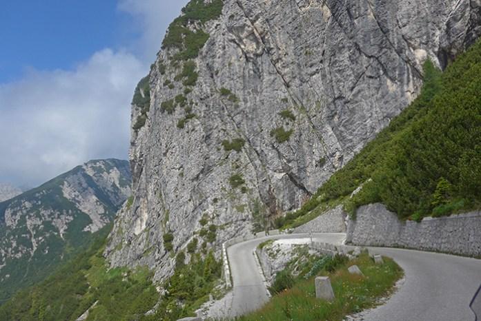 Mangart Pass - Locais a não perder na Eslovénia, Alpes Julianos