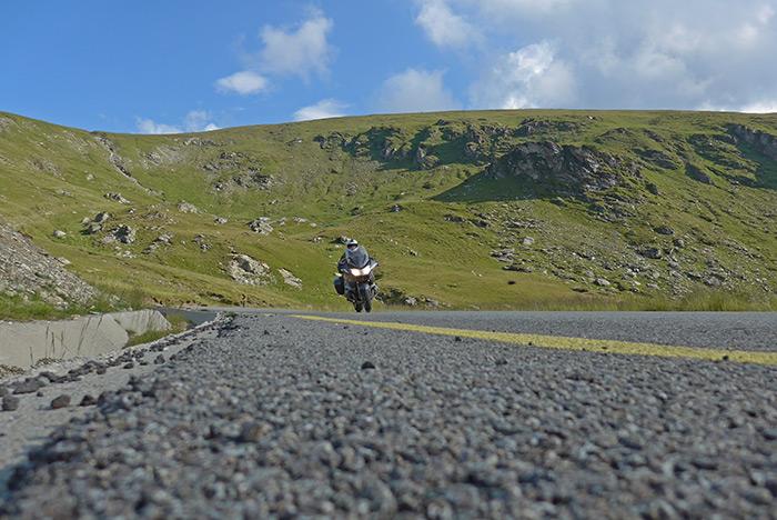 Transalpina. Roménia de mota