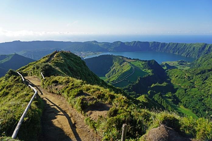 Lagoa das Sete Cidades, Ilha de São Miguel, Açores