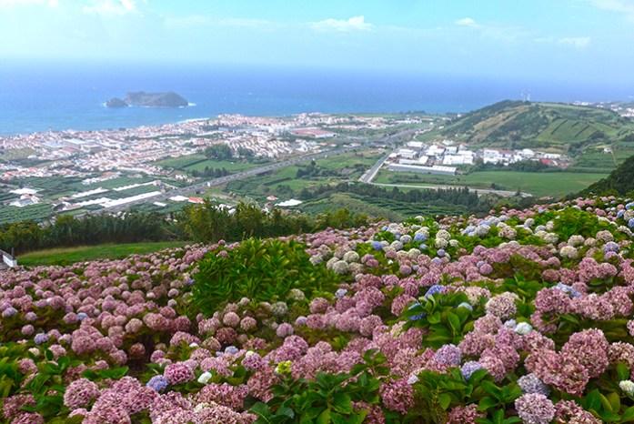 Ermida de Nossa Senhora da Paz, Vila Franca do Campo, São Miguel.Roteiro de mota pela Ilha de São Miguel