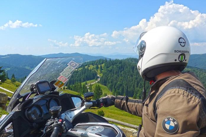Rota dos Mosteiros de Bucovina. Estrada DN17A Ciumarna Pass