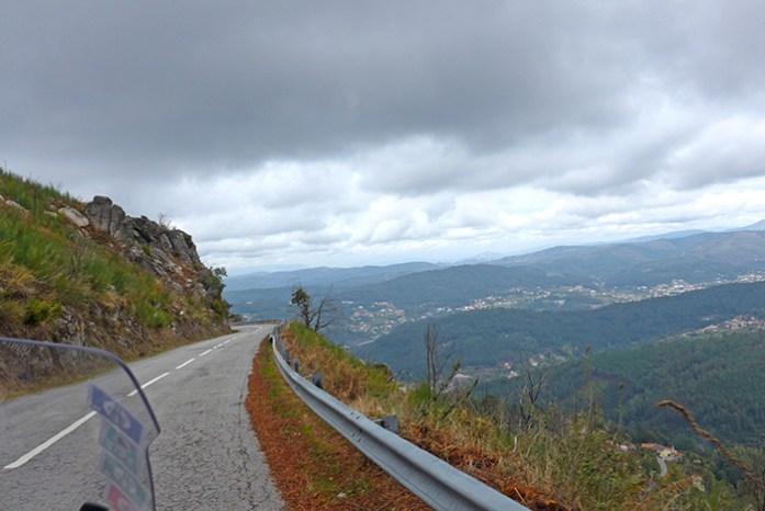 Serra da Freita, Estrada M511