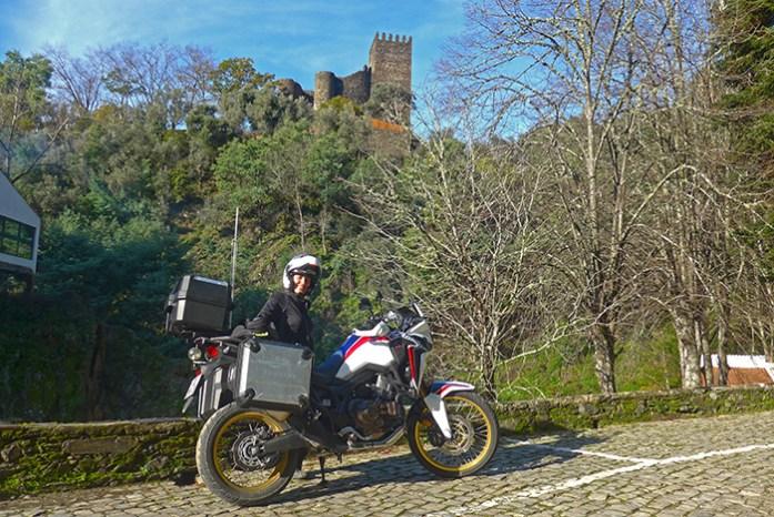 Roteiro pelas Aldeias do Xisto - Castelo da Lousã