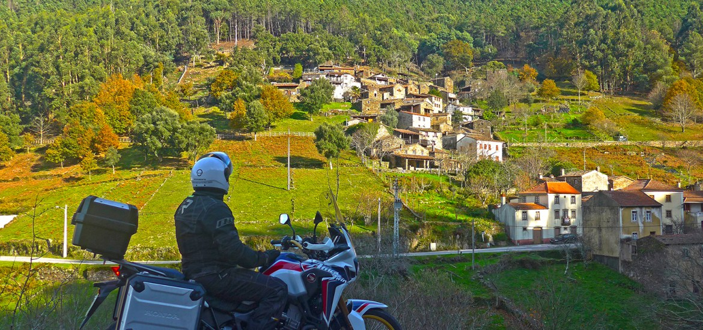 Serra da Lousã. Roteiro pelas Aldeias do Xisto