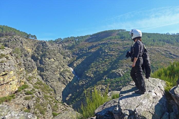 Cascatas Fisgas de Ermelo. Parque Natural do Alvão