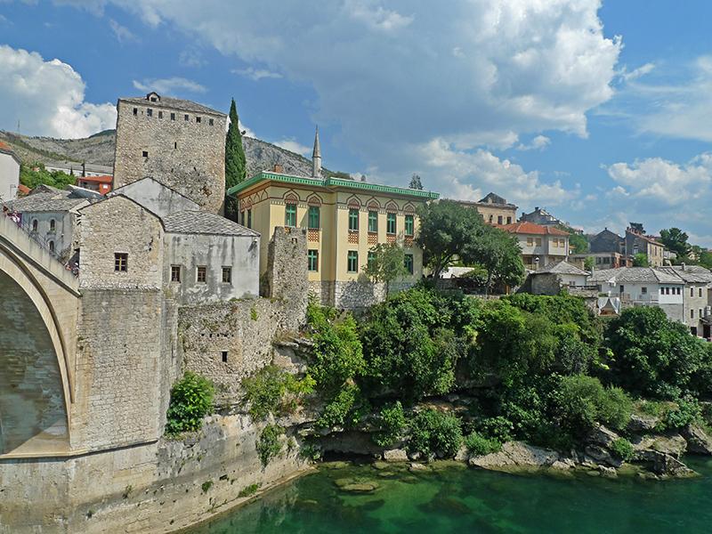 Roteiro pelos Balcãs. Mostar, Bósnia e Herzegovina