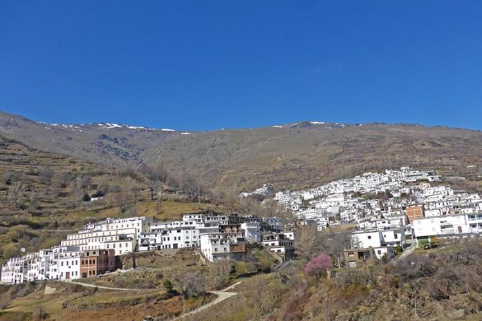 Parque Natural da Serra Nevada, Rota das Alpujarras, Andaluzia