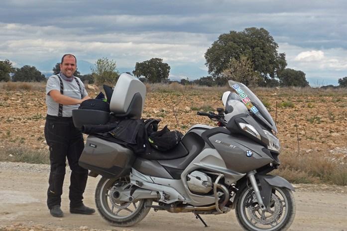 Mirador del Llano de Olivares