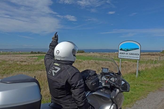 Jonh Ogroat's, Norte da Escócia, End of the Road