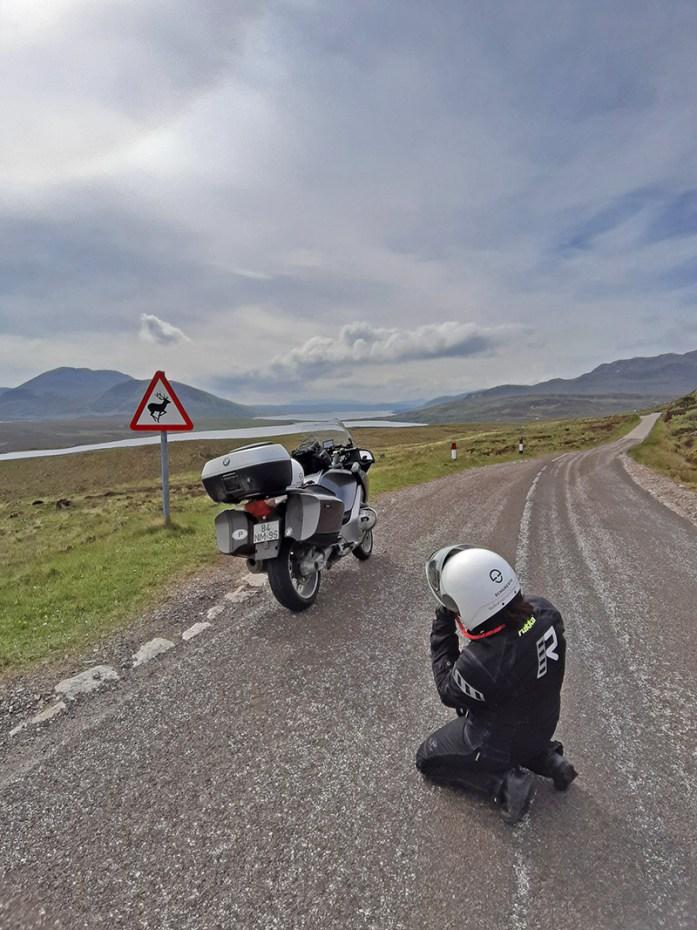 Altnaharra, Loch Naver, Highlands