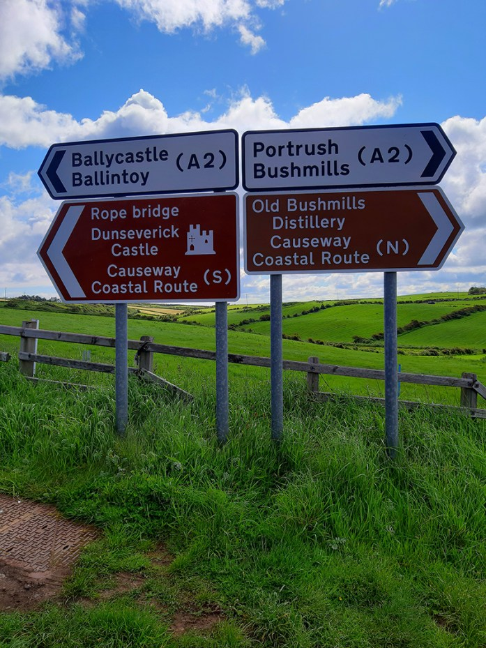 Visitar a Irlanda do Norte