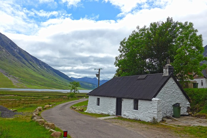 Gualachulain, Loch Etive