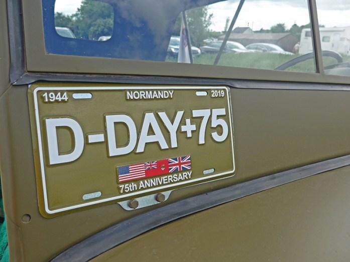 75 anos do Dia D - Desembarque da Normandia