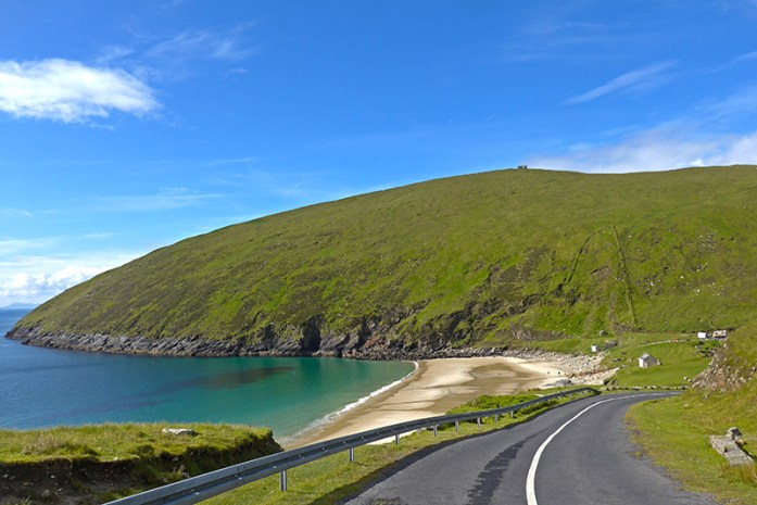 Keem Bay, Ilha de Achill, Irlanda