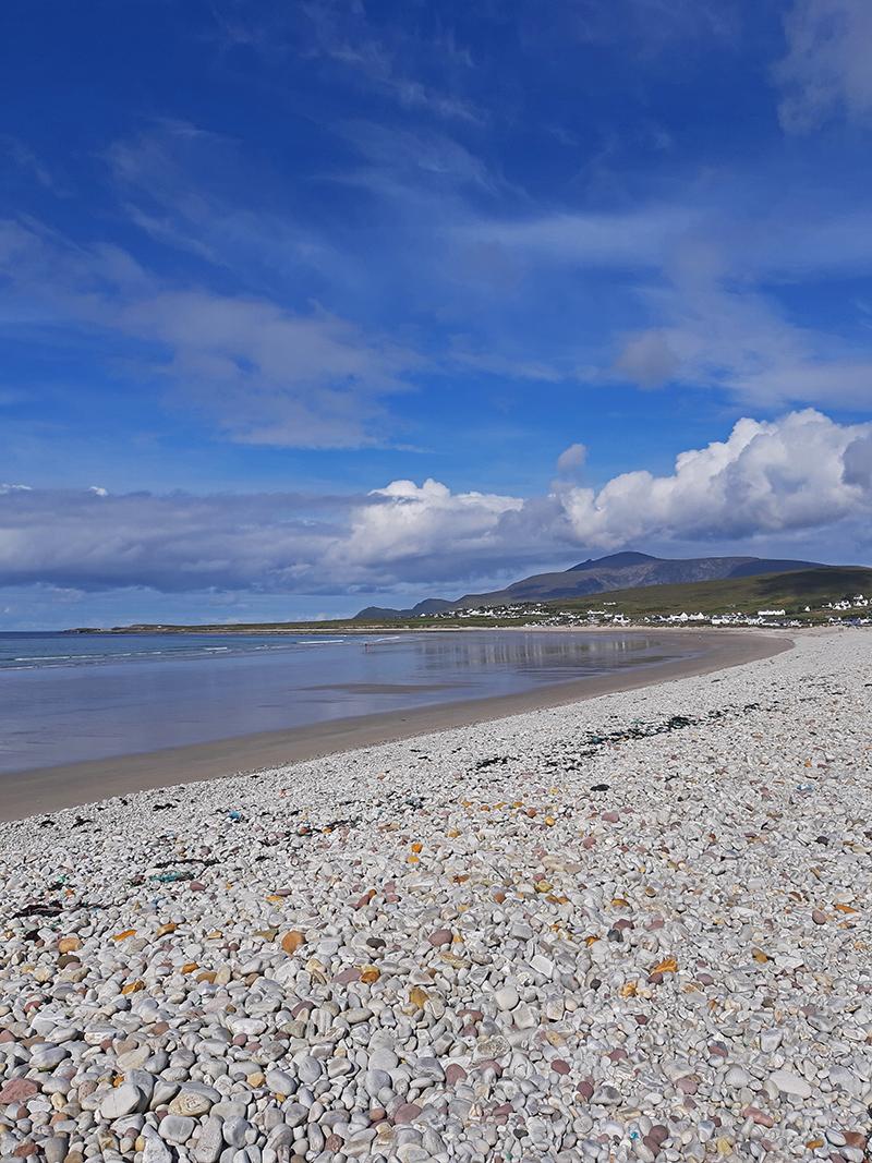 Keel Beach, Achill Island, Condado de Mayo, Irlanda