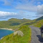 Achill Island, White Cliffs of Ashleam