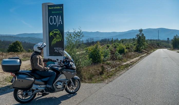Coja, uma entrada na Serra do Açor