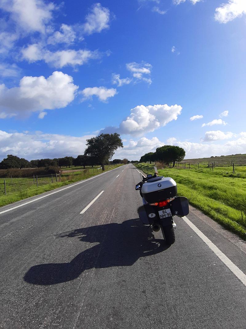 Estrada N114, Évora
