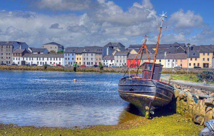 Wild Atlantic Way: Cidade de Galway