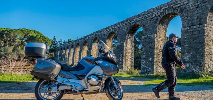Visitar o Aqueduto dos Pegões