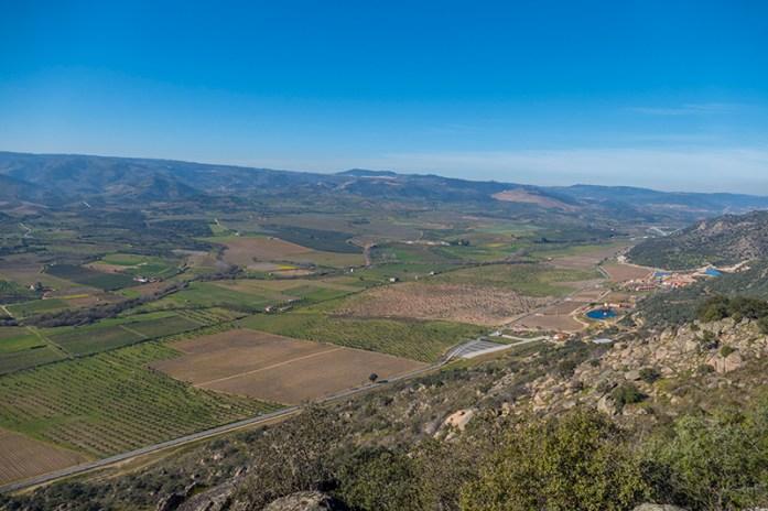 Vale da Vilariça: Miradouro de São Gregório