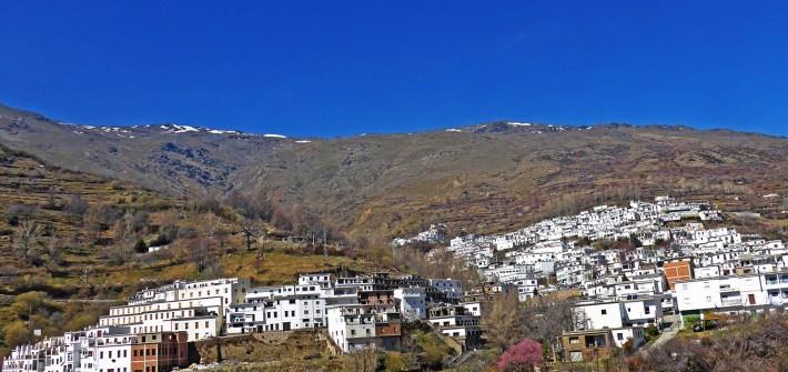 Rota de mota pela Alpujarra Granadina