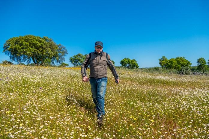 Caminhada até à Anta da Melriça