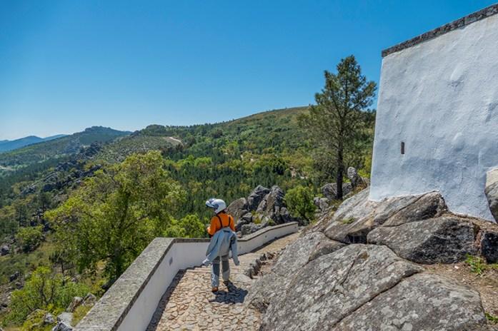 Serra de São Mamede: Ermida de Nossa Senhora da Penha