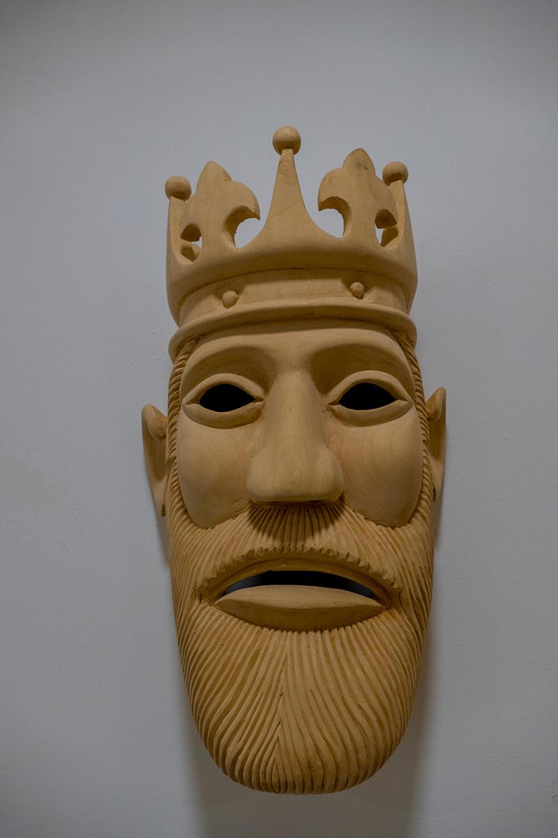 Máscaras de Lazarim