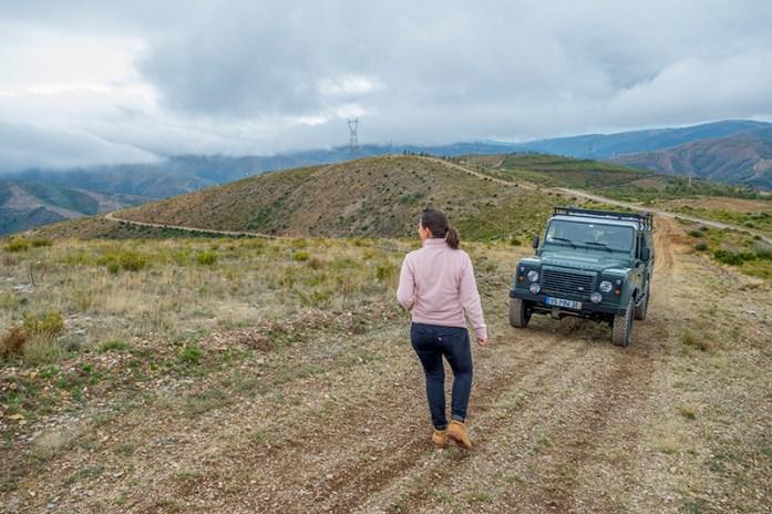 Os percursos fora de estrada para visitar a Serra do Açor