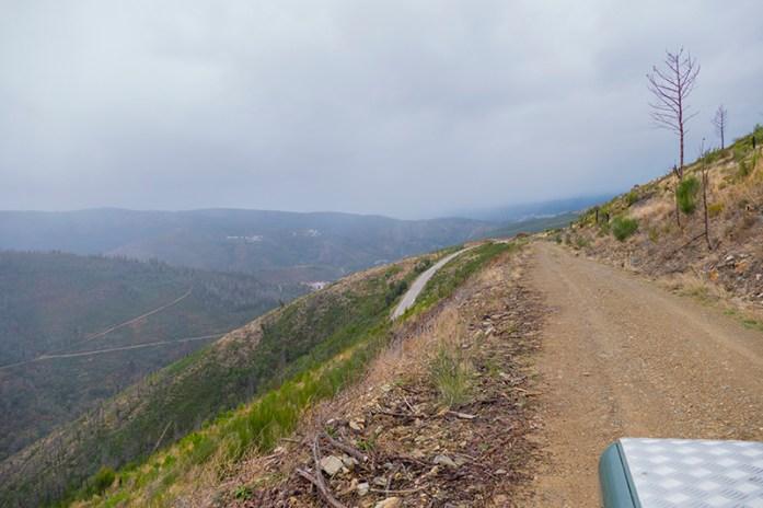 Percursos fora de estrada da Serra do Açor