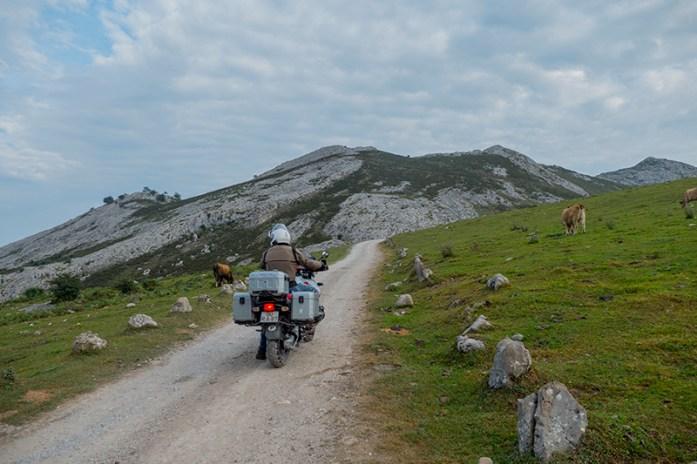 Percurso de acesso ao Mirador del Rey