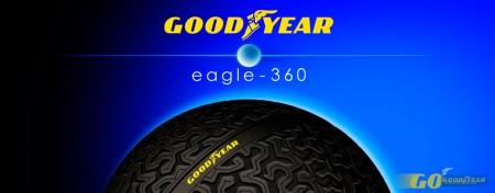 Pneu Eagle 360 - Quilometrosquecontam