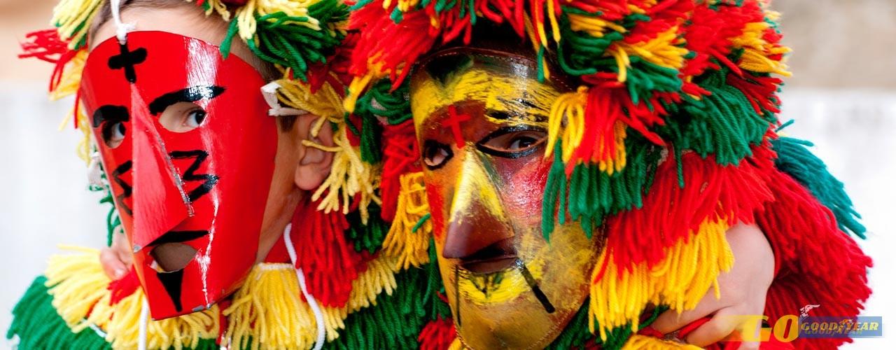 Onde é que Portugal celebra o Carnaval 2017?