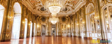 Palácio de Queluz: brincadeiras na corte