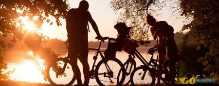 Ecopista do Dão, cicloturismo para família inteira
