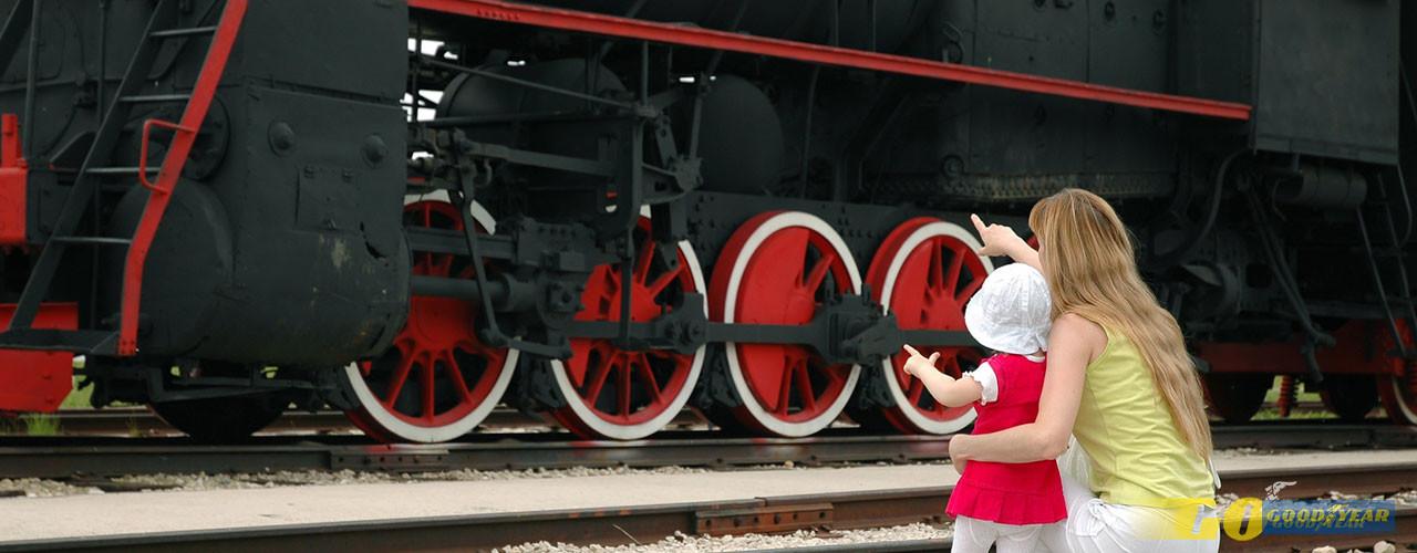 7 Museus de transportes para levar as crianças