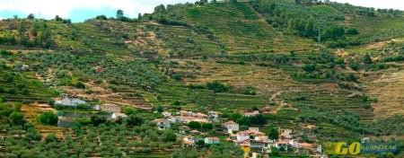 Tabuaço: local romântico no Douro Vinhateiro