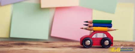 Regresso às aulas: carro seguro para crianças