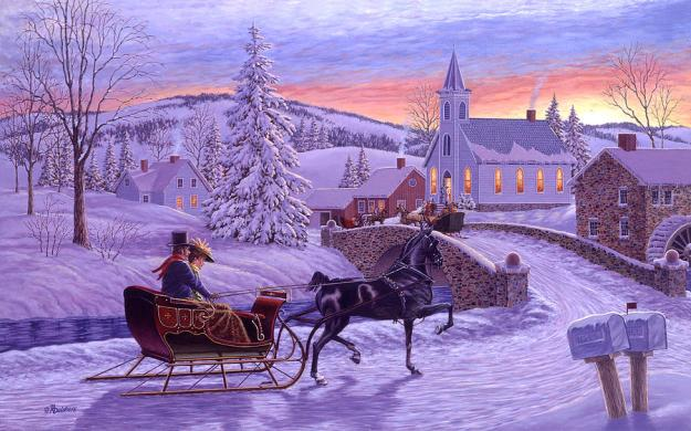 an-old-fashioned-christmas-richard-de-wolfe