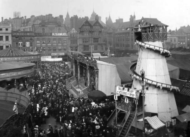 Goose Fair 1900