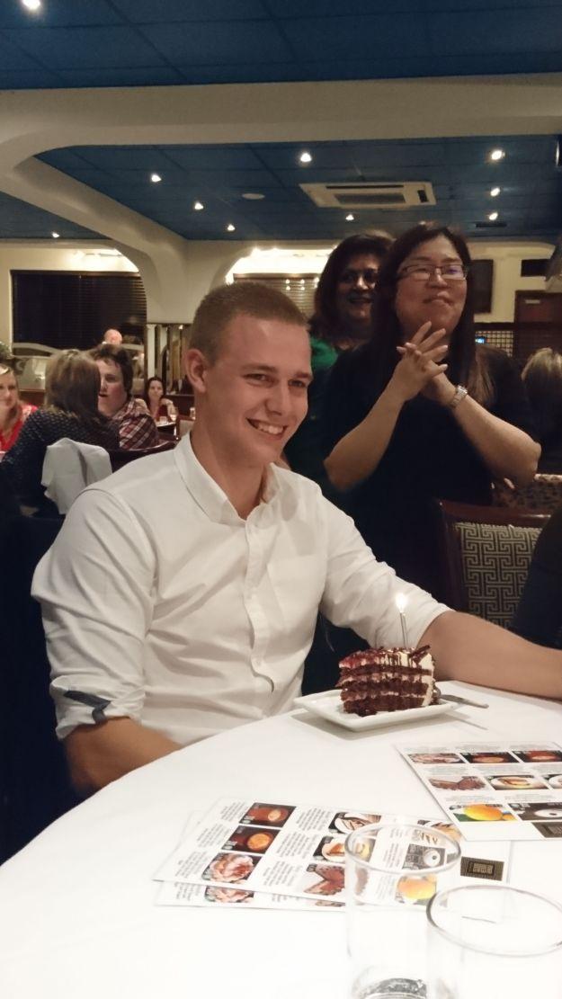 Xander and Cake 2