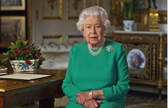 The Queen April 2020